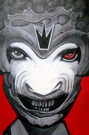 Gnome King (detail)