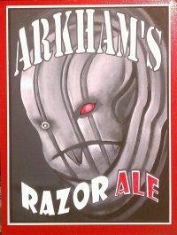 Arkhams Razor